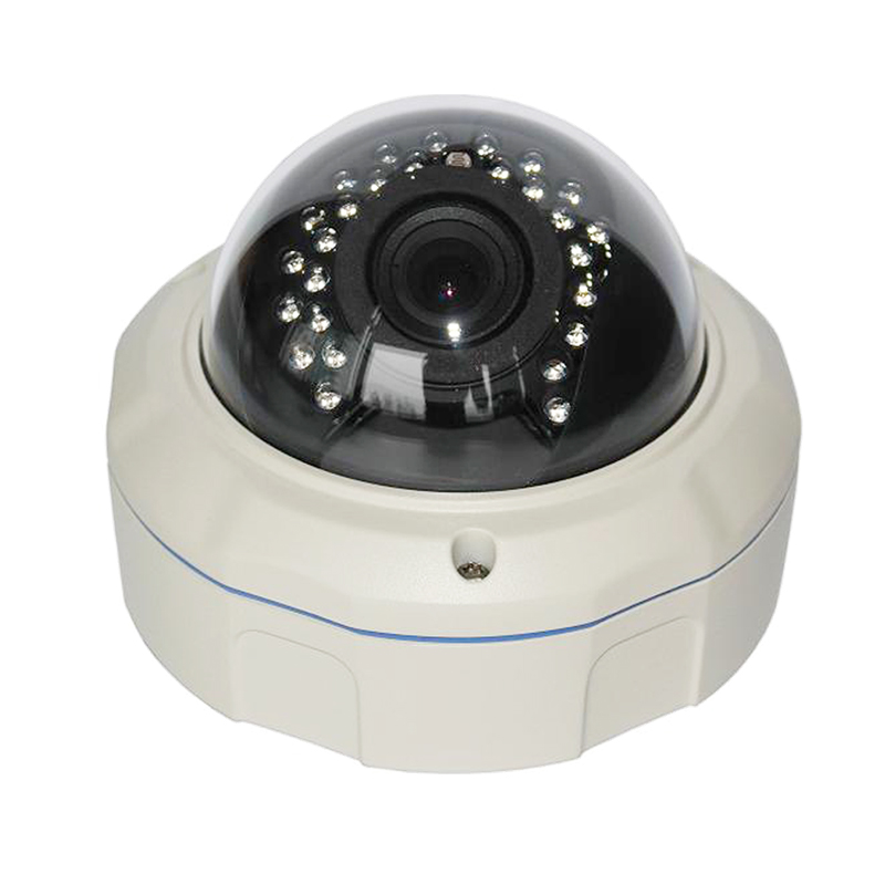 HK-20VD04RV 1080P Vandal Proof Dome Security CCTV Camera Full Color for Indoor